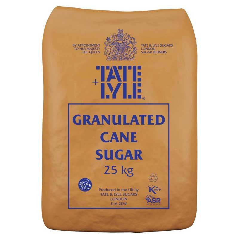 White Granulated Sugar (25Kg)