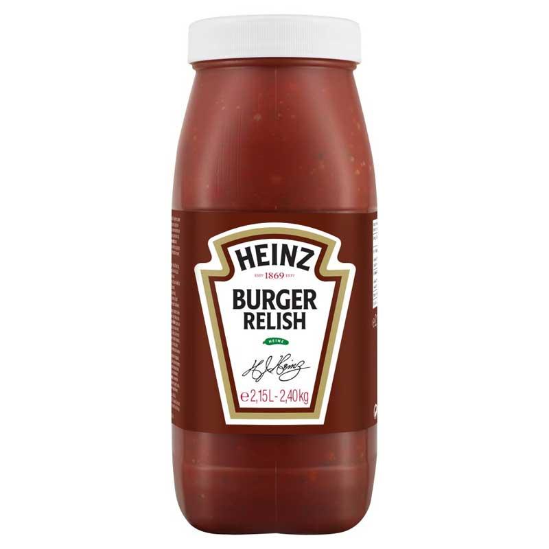 Burger Relish Tomato Sauce (2.44Kg)