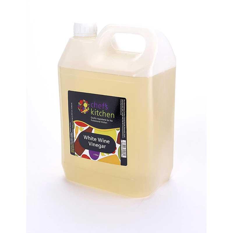 Italian  White Wine Vinegar (5L)