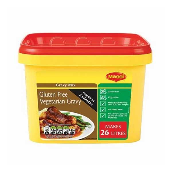 Maggi Gluten Free Gravy Mix (2Kg)