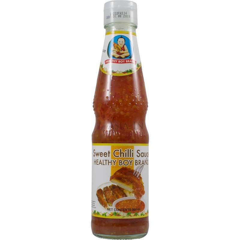 Health Boy Sweet Chilli Sauce (300ml)