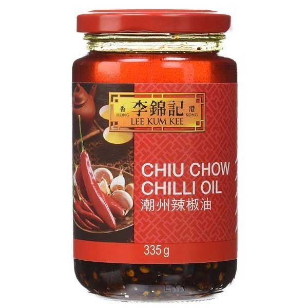 Lee Kum Kee Chow Chilli Oil 335g